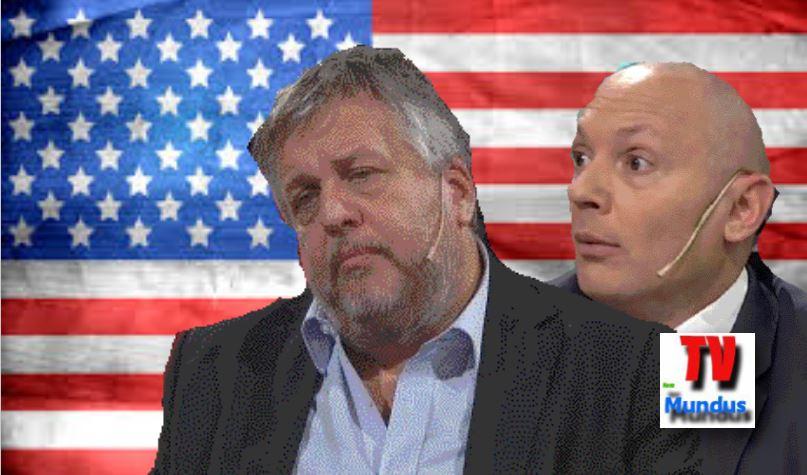 Estados Unidos infiltra empresas estatales y maneja la justicia argentina.