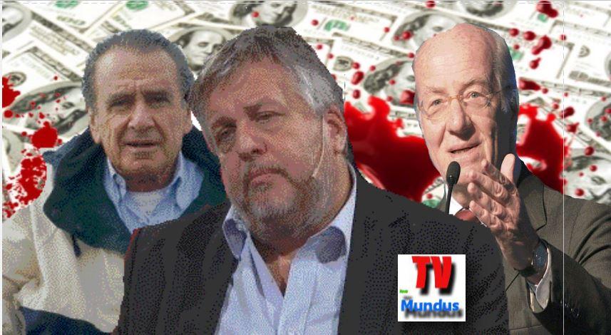 Eurnekián y Rocca fueron extorsionados por el Fiscal Carlos Stornelli