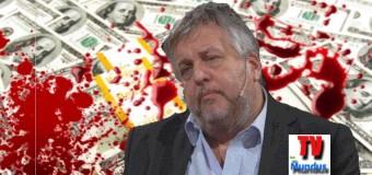 EDITORIAL – Régimen | Descubren cómo extorsiona el Fiscal Stornelli.
