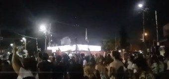TARIFAZO – Régimen | Aunque la Casa Rosada le resta importancia, crecen la bronca y la gente en los ruidazos.