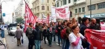 SALUD – Buenos Aires | Vidal todavía no cierra la paritaria del año pasado de los trabajadores de la salud.
