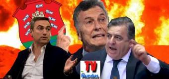 POLÍTICA – Régimen | Los radicales de Cambiemos le piden a Macri que tenga la grandeza de Cristina y se baje.
