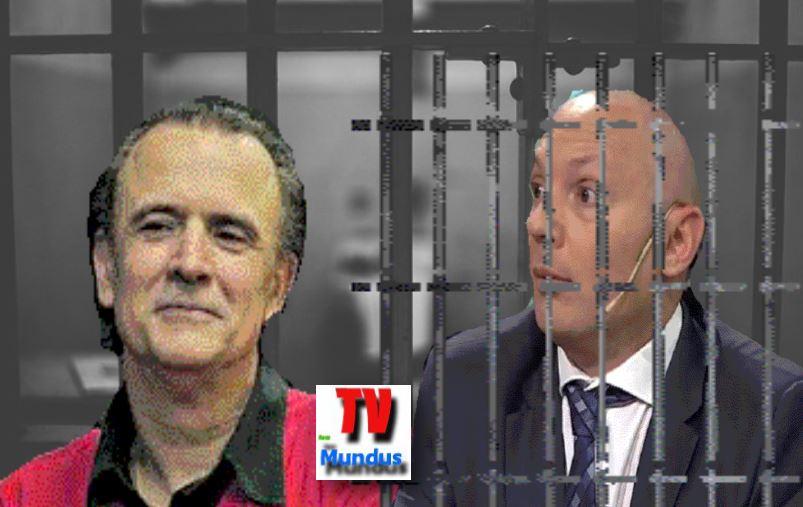 """Daniel Santoro, """"periodista"""" de Clarín que trabaaba con el extorsionador de Stornelli."""