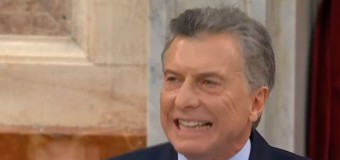 RÉGIMEN – CORRUPCIÓN | Por miedo a ser citado por la Justicia argentina, Macri se mueve con Pasaporte italiano.