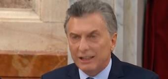 CORRUPCIÓN – Régimen | Macri suspende casi 12.000 planes sociales bajo excusas administrativas.