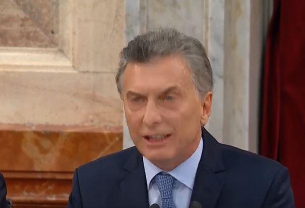 Macri quiere terminar con el gasto social si triunfa en las próximas elecciones.