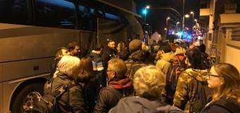 MUNDO – España | Rumbo a Madrid. 600km por los presos y la autodeterminación.