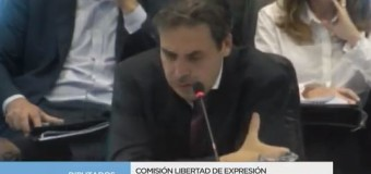 VIDEO COMPLETO – El Juez Ramoz Padilla explica al Congreso la mafia de Stornelli
