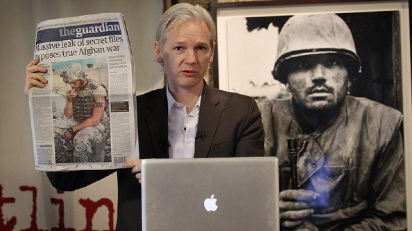 El imperio quiere matar a Julián Assange para que nadie más se informe libremente.