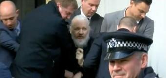MUNDO – Medios | El régimen ecuatoriano entregó a Julián Assange en Londres. LA LIBERTAD DE EXPRESIÓN DE DUELO.