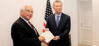 EDITORIAL – Régimen | Mauricio Macri con febriles reuniones que incluyeron encuentro secreto con Embajada de Estados Unidos.