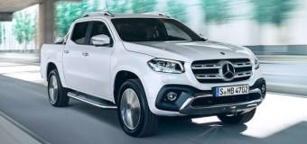 INDUSTRIA AUTOMOTRIZ – Régimen | Mercedes Benz suspende la fabricación de la pick up Clase X.