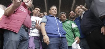 TRABAJADORES – Régimen | Importantes marchas mostraron la división de los trabajadores argentinos ante ataque del régimen.