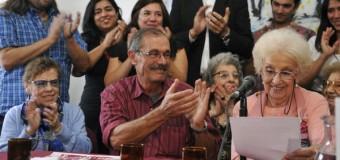 DERECHOS HUMANOS – Abuelas | Las Abuelas encontraron a la Nieta 129.