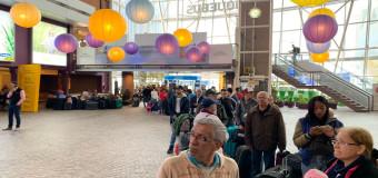 REGIÓN – Venezuela y Argentina | Otros 90 venezolanos fueron rescatados de Argentina ante crisis terminal del país rioplatense.