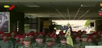 REGIÓN – Venezuela | Los terroristas venezolanos fueron derrotados en pocas horas.