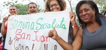 REGIÓN – Venezuela | El pueblo venezolano resiste un intento de golpe de Estado hecho por terroristas estadounidenses.