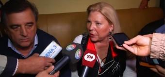 LIBERTAD DE EXPRESIÓN – Régimen | La macrista Carrió amenazó al periodismo independiente.