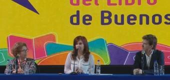 "CULTURA – Peronismo |Cristina Fernández lanzó su libro ""Sinceramente"". (VIDEO OFICIAL)"
