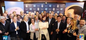 POLÍTICA – Peronismo | Cumbre del PJ con la presencia de Cristina Fernández.