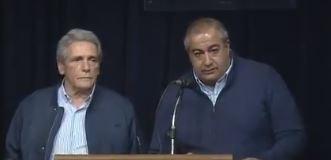 POLÍTICA – Peronismo | La CGT macrista celebró la salida de Cristina y felicitó a Alberto Fernández.