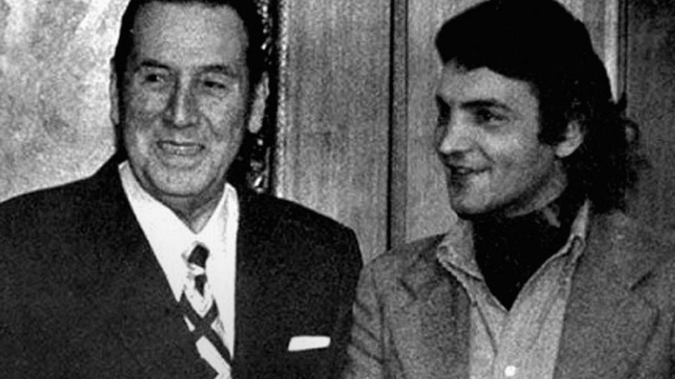 Dante Gullo fue un claro interlocutor de Juan Domingo Perón.