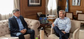 POLÍTICA – Peronismo | Domingo Peppo, colaboracionista del macrismo saludó a Alberto Fernández.
