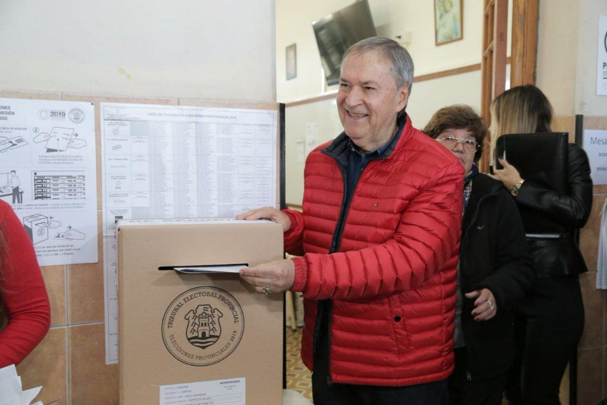 Juan Schiaretti reelecto Gobernador de la Provincia de Córdoba.