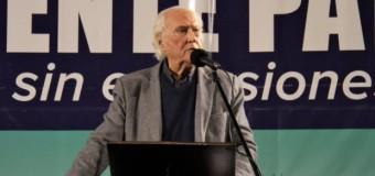 ELECCIONES 2019 – Oposición | Pino Solanas hizo una amplia convocatoria opositora.