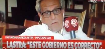 ULTRADERECHA – Régimen | Suárez Lastra quiere que detengan a Cristina Fernández.