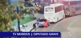 TV MUNDUS – Noticias 273 | Matan al asesor del Diputado Olivares que está grave