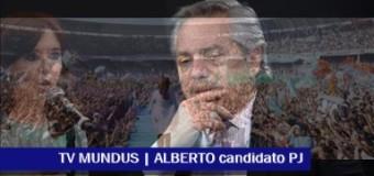 TV MUNDUS – Noticias 274 | Cristina designó a Alberto Fernández como candidato presidencial