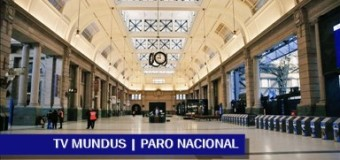 TV MUNDUS – Noticias 275 | Contundente Paro Nacional a Macri