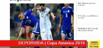 TV MUNDUS – Deporvida 346 | Polémico empate de Argentina ante Paraguay