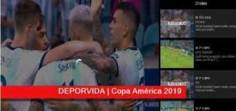TV MUNDUS – Deporvida 347 | Argentina pasó a cuartos de final en Copa América