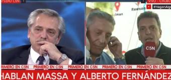POLÍTICA – Peronismo | Hoy lunes 10 se concretará el regreso de Massa al peronismo.