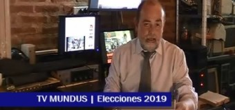 TV MUNDUS – Noticias 277 | Cerraron las listas de candidatos para las PASO