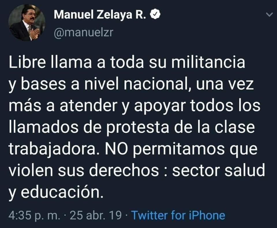 Zelaya_Libre_militantes