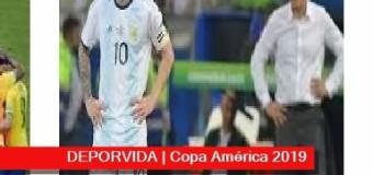 TV MUNDUS – Deporvida 348 | Brasil 2 Argentina 0. Chau Copa América.