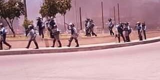 REGIÓN – Honduras | La dictadura de Hernández provocó seis muertos al reprimir acto en contra del golpe.