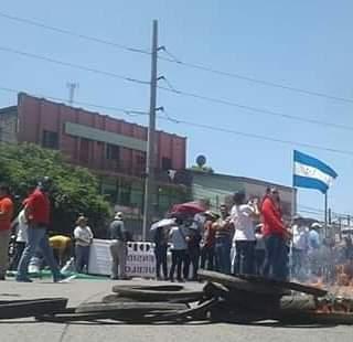 Honduras sufrió otra represión del régimen de Hernández.