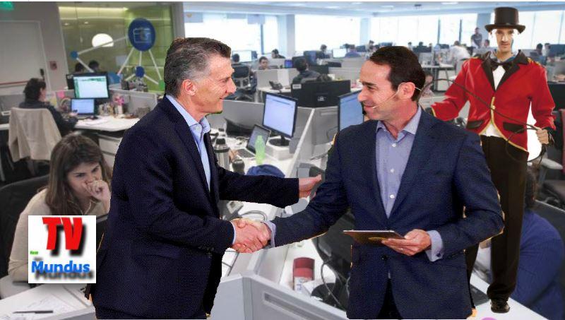 El régimen de Macri protege a Marcos Galperín, uno de sus grandes sostenedores.