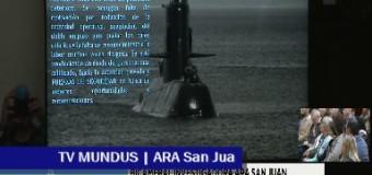 TV MUNDUS – Noticias 278 | ARA San Juan. Comisión Bicameral cubre a Macri.