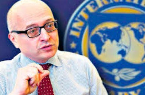 Roberto Caldarelli del FMI.
