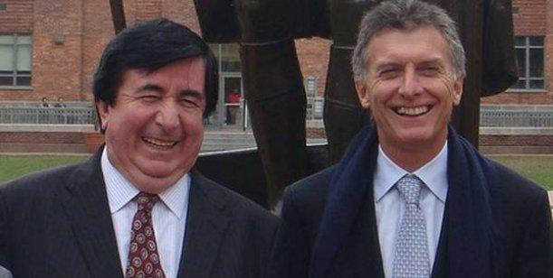 Durán Barba se fue después e que Macri lo insultó.