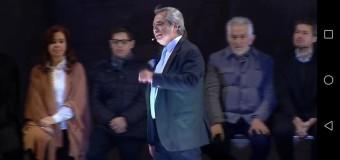 ELECCIONES 2019 – Peronismo | Ante cientos de miles de ciudadanos el peronismo cerró la campaña de las PASO.