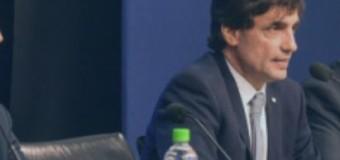 EDITORIAL – ECONOMÍA – Régimen | En conferencia de prensa, Lacunza dejó traslucir que el régimen se va y anunció cesación de pagos en fecha.
