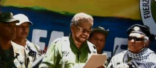 Iván Márquez y Santrich al frente del retorno a las armas de un sector de las FARC.