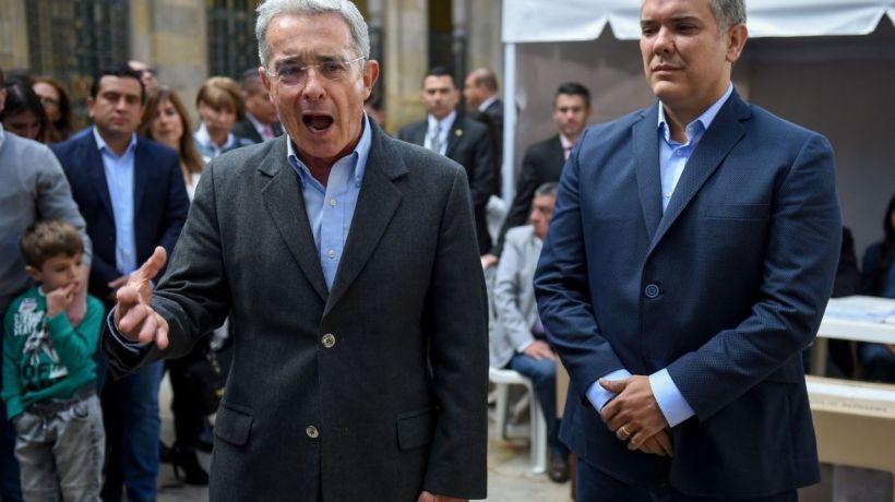 Álvaro Uribe e Iván Duque son los responsables del fracaso de los Acuerdos de Paz.