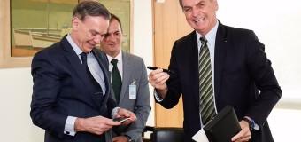 REGIÓN – Brasil/Argentina | Pichetto visitó al nazi Jair Bolsonaro.